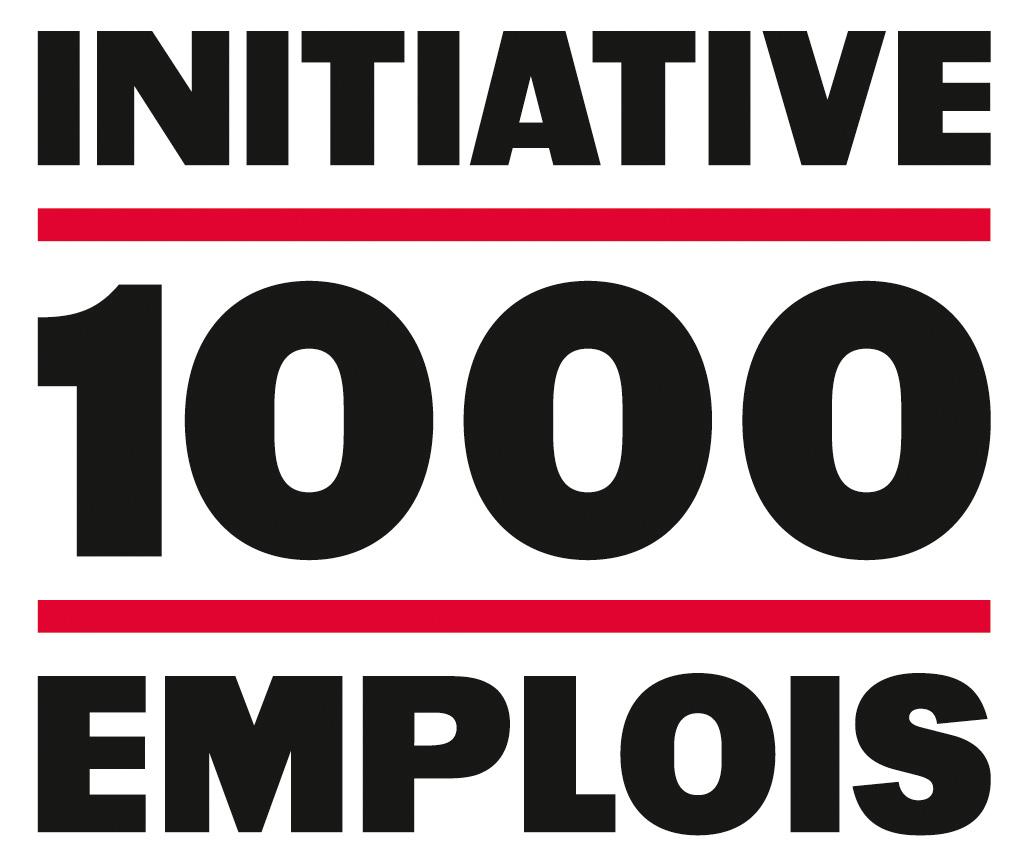 1000 emplois